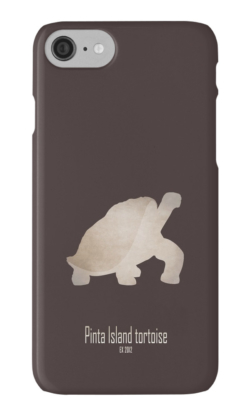 iphone cases skins wallets tough snap Samsung galaxy -pinta island tortoise-recently extinct animals-endemic species endangered turtles Pacific ocean 21st 20th century-Lonesome George giant turtle Galápagos Ecuador Abingdon island Chelonoidis abingdonii conservation biodiversity restoration