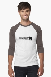 african asian elephant t-shirt