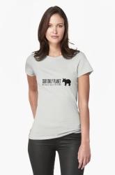cute baby tapir t-shirt