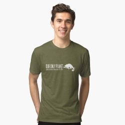 endangered species t-shirt