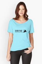 river dolphin t-shirt