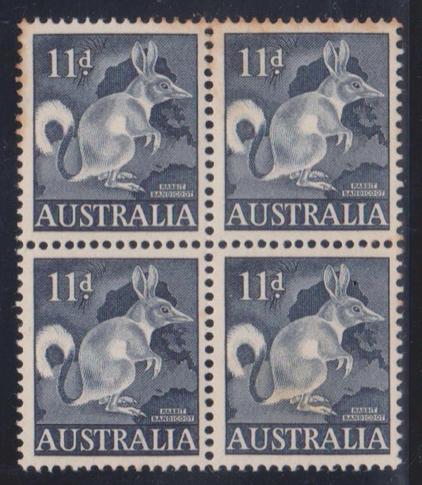 bilby stamp rabbit-eared bandicoot