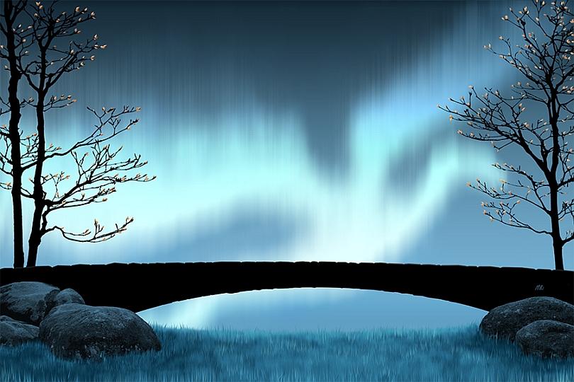 dragon-night-sky-lights-aurora-borealis-nothern-lights