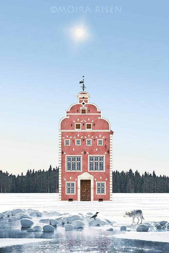 Three-Brothers-medieval-house-from-Riga-Latvia