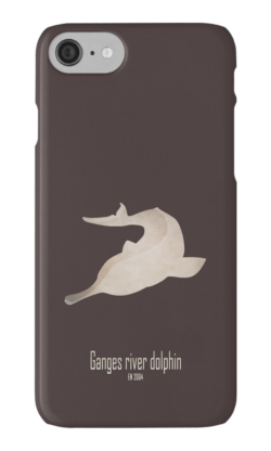 iphone cases skins wallets tough snap Samsung galaxy -ganges river dolphin-extinct endangered animals of India-Ganges Yangtze baji sweet water river dolphins China-Platanista gangetica freshwater Brahmaputra India national aquatic animal IUCN species Indian Wildlife Act conservation CITES dolphin sanctuary