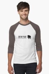 african asian elephant t-shirt