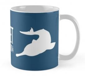 dolphin porpoise mug