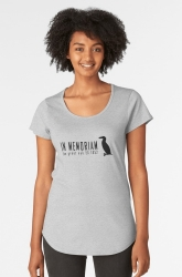 extinct marine sea bird t-shirt