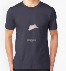 manta eagle ray apparel