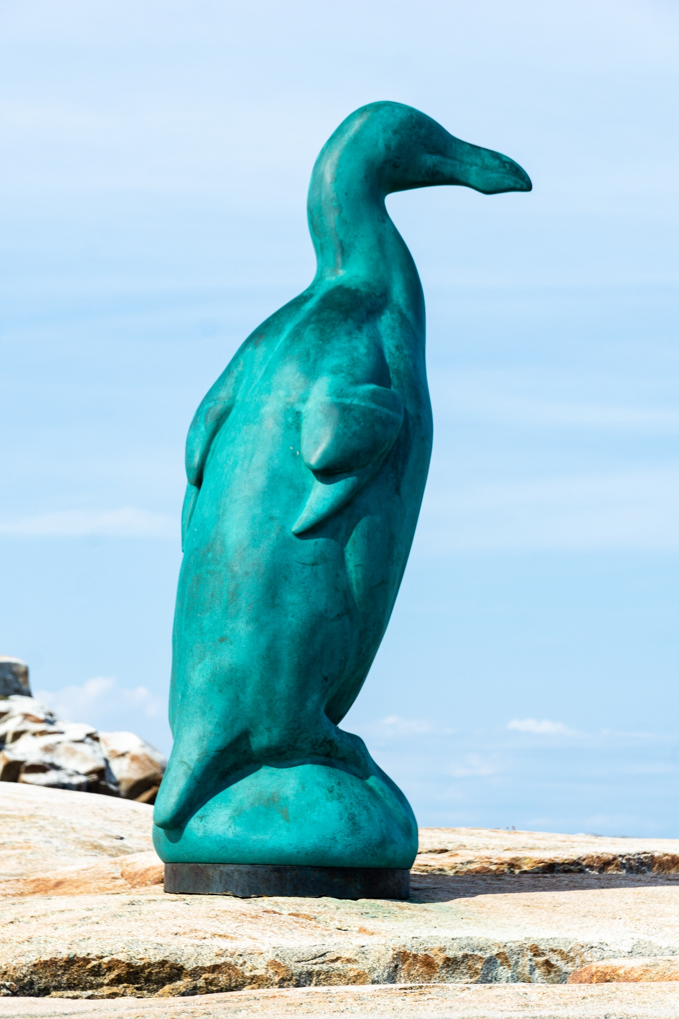 great-auk-statue-iceland