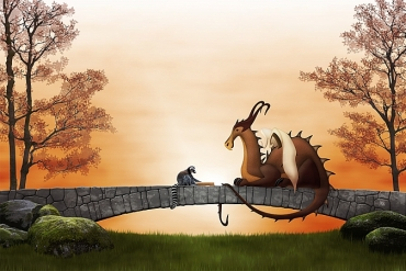funny-story-cute-dragon-bookworm-reading-magical-tale-forest