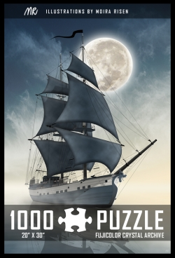 1000-piece-puzzle-pirate-ship-full-moon