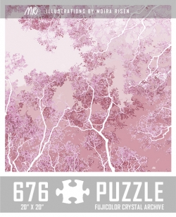 challenging-jigsaw-puzzles-abstract-nature-pink-tree-canopy