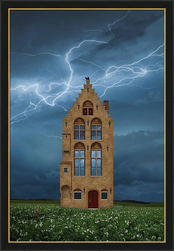 gothic-house-on-a-flowery-meadow-with-lightning-and-storm-clouds-moira-risen